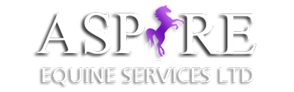 Aspire Equine Services - A helping hand to the Equine Industry - serving horse owners in Spilsby, Skegness, Woodhall Spa, Grimsby, Boston and Alford